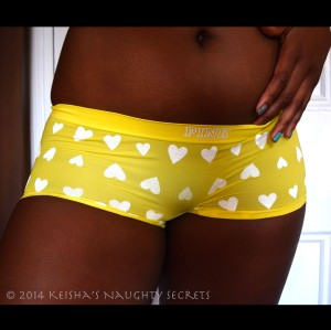 yellowheartboyshorts